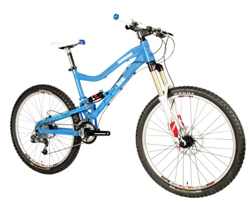 Mongoose Teocali Elite Dual Suspension Mountain Bike (26-Inch Wheels)