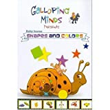 echange, troc Galloping Minds: Baby Learns - Shapes & Colors [Import anglais]