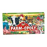 Farm Opoly Board Game