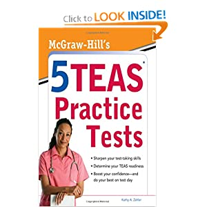TEAS Review Manual, Vers. V (5) (ATI, Study Manual for the Test of.