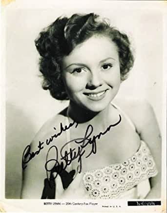 """Betty Lynn - Best Known As Thelma Lou On """"The Andy Griffith Show"""" Some"""