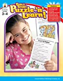 img - for Bible Story Puzzle  n  Learn!, Grades 3 - 4 book / textbook / text book