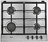 Whirlpool AKR311/IX Gas Hob Built In Stainless Steel