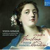 Tribute to Faustina Bordoni