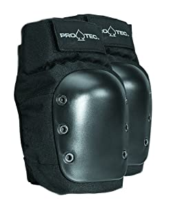 Pro-Tec Street Gear Skate and Bike Knee Pads by ProTec