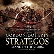 Island in the Storm: Strategos, Book 3 | Gordon Doherty