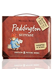 Paddington Suitcase Book