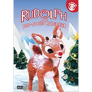 Amazon.com: Rudolph the Red-Nosed Reindeer: Burl Ives, Billie Mae ...