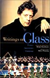 img - for Writings on Glass: Essays, Interviews, Criticism (The Companion Series) book / textbook / text book
