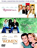 Rumour Has It/Must Love Dogs/What Women Want [DVD]