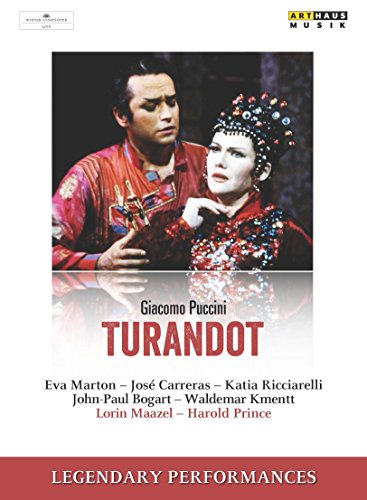Giacomo Puccini: Turandot (Legendary Performances) [DVD]