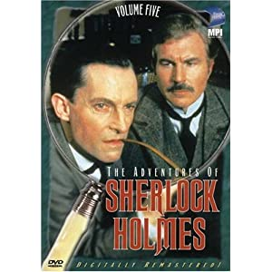 The Adventures of Sherlock Holmes, Vol. 5 (The Resident Patient / The Red-Headed League / The Final Problem) movie