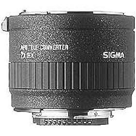 Sigma APO Teleconverter 2x EX DG for Canon Digital SLR Cameras