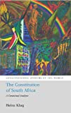 img - for The Constitution of South Africa: A Contextual Analysis (Constitutional Systems of the World) book / textbook / text book
