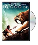 Cover art for  10,000 B.C.