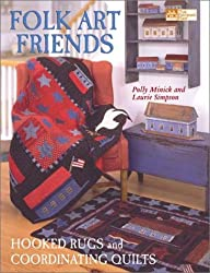 Folk Art Friends (That Patchwork Place)
