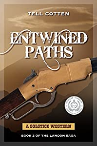 (FREE on 1/5) Entwined Paths by Tell Cotten - http://eBooksHabit.com