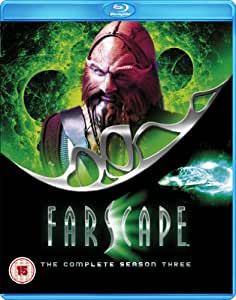 Farscape - The Complete Season 3 [Blu-ray] [Import anglais]
