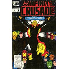 Infinity Crusade - Volume 1 (v. 1) by Jim Starlin,&#32;Ron Lim,&#32;Tom Raney and Angel Medina
