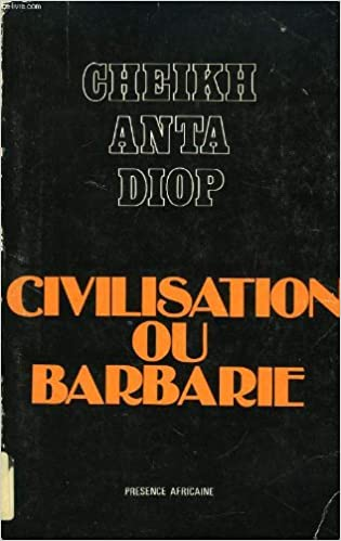 Image du livre 'CivilisationouBarbarie'