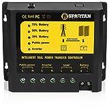 Spartan Power 4500 Watt 24V Dual Power Solar & Wind Transfer Switch Controller SP-TS4500-24