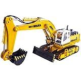 (RCDG) deAO® Radio Controlled DIGGER / Construction Excavator Set