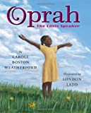 Oprah : the little speaker 封面