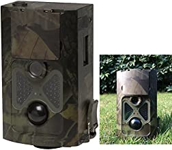 Denver WCT-3004 8 Megapixel 1080p HD Wildlife Camera, Motion Activated, Infrared Night Vision, 120 Degree Viewing Angle And IP 54 Rated Waterproof Outdoor Digital Camera