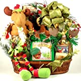 Gift Basket Village Merry Chris-Moose! Christmas Gift Basket
