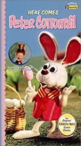 Here Comes Peter Cottontail [VHS]
