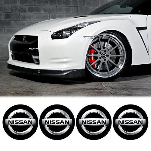 edwardsmithcarstm-4-x-55mm-diameter-nissan-wheel-center-cap-sticker-emblem-self-adhesive-for-flat-su