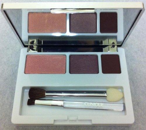 Clinique Colour Surge Eyeshadow Trio - Strawberry Fudge, Beach Plum, Chocolate Chip