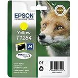 Epson C13T12844011 - Cartucho de tinta, amarillo