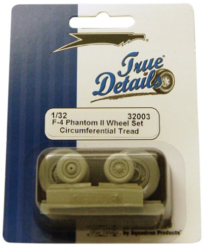 True Details F-4 Phantom II Wheel Set - 1