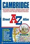 Cambridge Street Atlas (A-Z Street At...