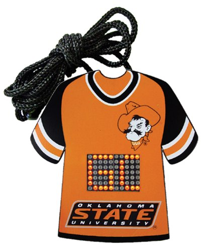 NCAA Oklahoma State Cowboys Light-Up Jersey Badge - 1