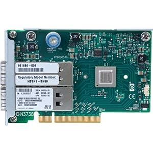 HP 649283-B21 HP IB QDR/EN 10Gb 2P 544FLR-QSFP Adptr