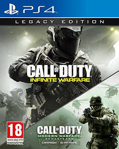 Call of Duty: Infinite Warfare Legacy Edition  (PS4)