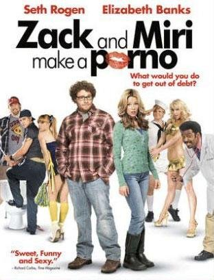 Zack and Miri Make a Porno Cover