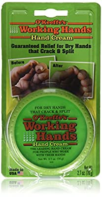 O'Keeffe's Working Hands Cream, 2.7 oz (Pack of 2)