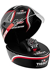 Tissot T048.417.27.207.01 T-Race MotoGP Limited Edition 2014 Chronograph Black / Red Watch