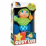 Gusy Luz - Oruga de peluche, dos cara...