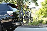 Swagman XC Cross-Country 2-Bike Hitch Mount Rack (1/1/4 and 2-Inch Receiver)