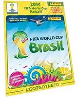 Panini - 2014 Fifa World Cup Brazil - Sticker Album - Coupe du Monde de Football