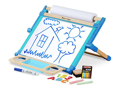 Melissa-Doug-Double-Sided-Magnetic-Tabletop-Easel