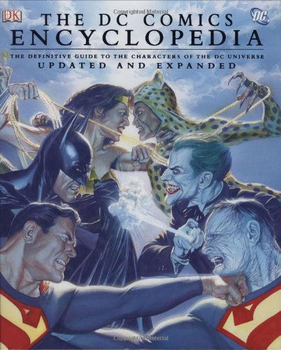 : The DC Comics Encyclopedia, Updated and Expanded Edition