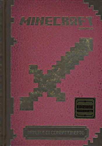 Minecraft Mojang Manuale di combattimento PDF