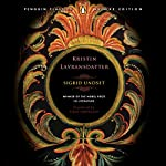 Kristin Lavransdatter Audiobook by Sigrid Undset, Tiina Nunnally - translator Narrated by Erin Bennett