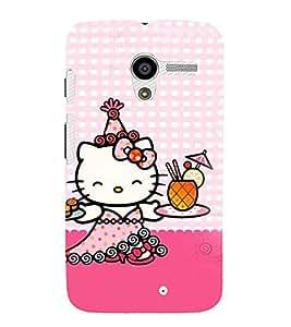 Ebby Premium Printed Mobile Mobile Back Case Cover With Full protection For Motorola Moto X (Designer Case)