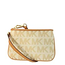 MICHAEL Michael Kors Item Small Signature Wristlet